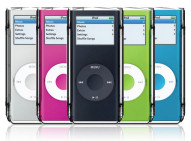 Radura for iPod nano (2nd)