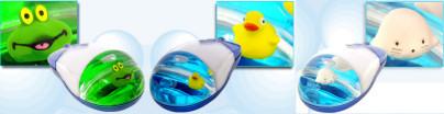 USB Optical Liquid Mouse