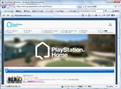 PlayStation Home公式ページへ