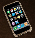 GILTY COUTURE bezel for iPhone 3G