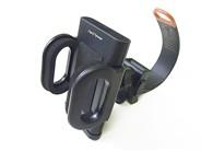 自転車ハンドル固定式モバイルアーム