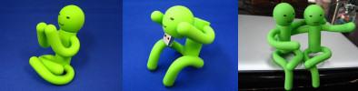 緑男USBメモリー