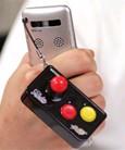 ストリートファイターIV コマンド入力式リアルアクションボイス携帯ストラップ