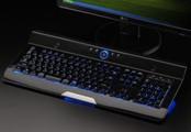 スピーカー搭載USBキーボード 400-SKB005