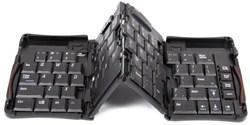 USB折り畳み式ミニキーボード