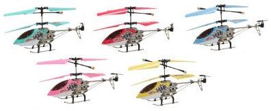 IRCヘリコプター キャラヘリ けいおん