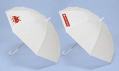 スペースインベーダーモデル ビニール傘