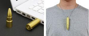 ライフル弾丸 USBメモリ