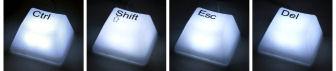 キートップ型 USBインテリアライト