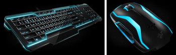 TRON Gaming Keyboard/Mouse