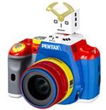 PENTAX K-r コレジャナイロボモデル