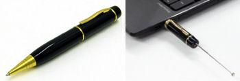 ボールペン型ワンセグチューナー