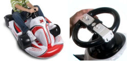 Inflatable Racing Kart for Wii