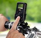 自転車ミニDVカメラ