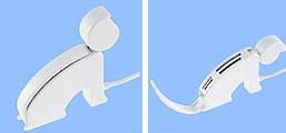 ねこ型 USB接続 マルチカードリーダー