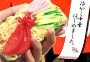 iPhone 4専用冷やし中華 食品サンプルカバー