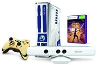Xbox 360リミテッドエディション Kinect Star Warsバンドル