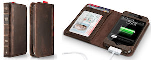 BookBook for iPhone 4