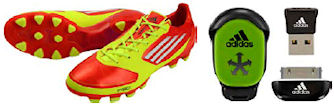 adizero f50 Powered by miCoach