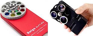iPhone用カメラアクセサリー