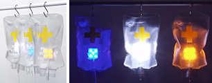 入院病灯24時 LEDライト USB