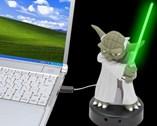 スター・ウォーズ ヨーダ USBデスクプロテクター