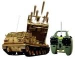 1/24 バトルビームRC U.S.M270 MLRS