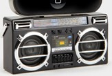 Mini Boombox MP3 Speaker