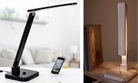 自然光LEDデスクライト 800-LED003