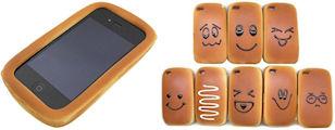 ミルクパンiPhoneケース