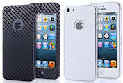 iPhone5 カーボンシール