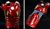 Iron Man Mark VII Protective Case with LED Light