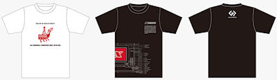 「MZ-X68000 Tシャツ&シャープ復刻ロゴステッカー」プレゼントキャンペーン