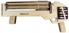 RBmG(Rubber Band machine Gun)