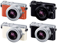 LUMIX DMC-GM