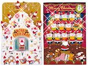 クリスマスムービングカード