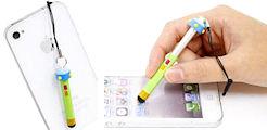 ドラえもんスモールライト型モバイルタッチペン