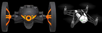 Parrot Jumping Sumo/Parrot MiniDrone