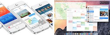 iOS 8/OS X Yosemite