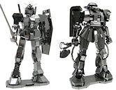メタリックナノパズル プレミアムシリーズ 機動戦士ガンダム