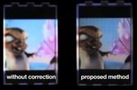 Vision-correcting displays