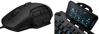 Nyth gaming mouse