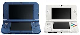 new ニンテンドー3DS LL/3DS