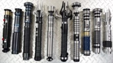 Adaptive Saber Parts