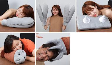 ひとやすみ腕枕(アームピロー)