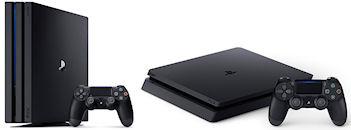 PS4 Pro/薄型PS4