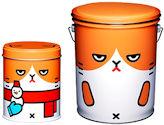 冬のふてニャン缶キャンペーン