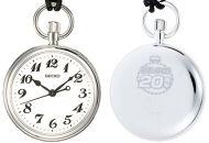 電車でGO! 稼働20周年記念限定モデル セイコー鉄道時計