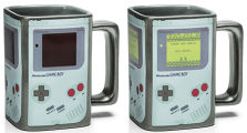 Game Boy 16oz Heat Change Molded Mug