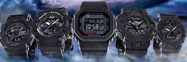 G-SHOCK BIG BANG BLACK